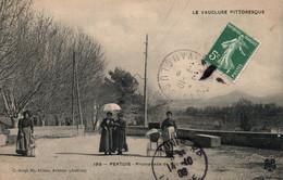 Pertuis (Vaucluse) Promenade De Roc-Assis - Nounou Et Landau - Edition C. Artige, Carte M.T.I.L. N° 189 - Pertuis