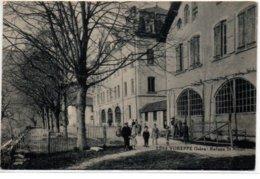 Voreppe-Refuge St-Nizier - Voreppe