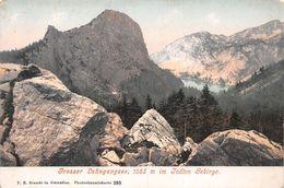 Grosser Lahngangsee Im Toden Gebirge - 1909 - Otros