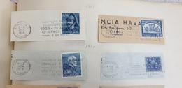Portugal 1953 1954 Used Cancel Cancellation Postmark - Annullamenti Meccanici (pubblicitari)