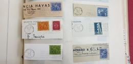 Portugal 1955 1954 Used Cancel Cancellation Postmark - Annullamenti Meccanici (pubblicitari)