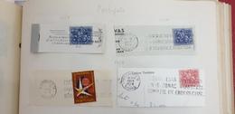 Portugal 1958 1957 Used Cancel Cancellation Postmark - Annullamenti Meccanici (pubblicitari)