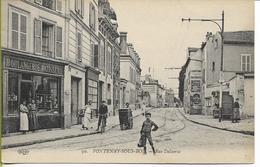 FONTENAY SOUS BOIS  Rue  Dalayrac (animation) - Fontenay Sous Bois