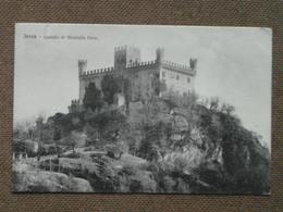IVREA   - CASTELLO DI MONTALTO DORA     ---  FP   -1915      - BELLISSIMA - - Non Classificati