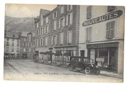 FLORAC (48) Grand Hotel Central Automobile - Florac