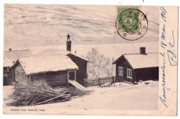 7047 - Storvik ( Suède ) - Eneret Iver Storvik 1904 - - Suède