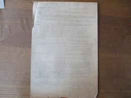 CAMBRAI LE 30 SEPTEMBRE 1940 ORTSKOMMANDANTUR 1/534 SUR L'ORDRE DE LA FELDKOMMANDANTUR 606 DE VALENCIENNES AURONT LIEU D - Documents Historiques