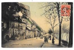 Besançon (25) Le Port Au Bois Animation - Besancon