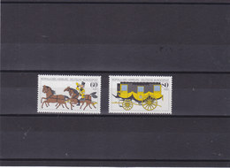 RFA 1985 DILIGENCE Yvert 1087-1088 NEUF** MNH Cote : 9 Euros - [7] République Fédérale