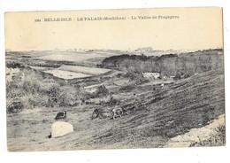 BELLE ISLE LE PALAIS (56) La Vallée De Prapignez - Belle Ile En Mer