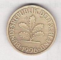 ALLEMAGNE - GERMANY - 10 PFENNIG (1996) - 10 Pfennig