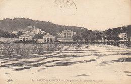 83 :   Saint Mandrier : L'hopital Maritime   ///   REF  Mars  20 /// N° 10703 - Saint-Mandrier-sur-Mer