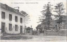 TREHOU --Eglise Et Ecole Des Filles - France