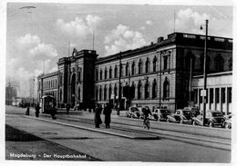 DC395 - Magdeburg Hauptbahnhof - Magdeburg