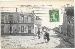 PATTE D'OIE D'HERBLAY (95) Route D'Herblay - Herblay