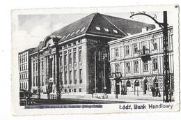 LODZ (Pologne) Bank Handlowy - Pologne