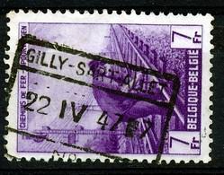 """TR 279 - """"GILLY-SART-ALLET"""" - (ref. 31.091) - Railway"""