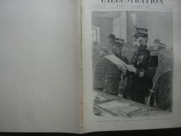 L'ILLUSTRATION 2951 AFFAIRE DREYFUS/ TUBERCULOSE/ HAUTE COUR/ SOUS MARIN - 1850 - 1899