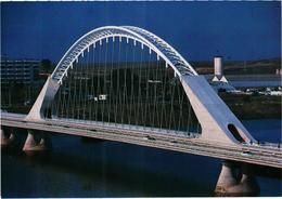 Merida, Puente Lusitania Bridge Pont, España - Mérida