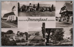 Immenstaad - S/w Mehrbildkarte 2 - Otros