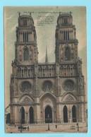 1249 - FRANKRIJK - FRANCE - ORLEANS - LA CATHEDRALE 1916 - Orleans