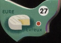 MAGNET EURE EVREUX N° 27 - Magnets