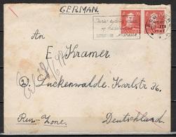 Dänemark Brief Esbjerg Nach Luckenwalde 1947 - 1913-47 (Christian X)