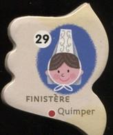 MAGNET QUIMPER FINISTERE N° 29 - Magnets