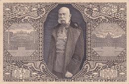 PH  - Francisco José I - The Emperor Of Austria And King Of Hungary, Croatia And Bohemia - Case Reali