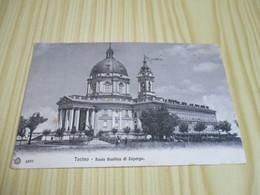 Torino (Italie).Reale Basilica Di Superga. - Churches