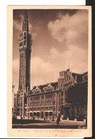 Lille. Hôtel De Ville Et Beffroi (Dubuisson, Architecte). De Grand Mère A. Briquet à Suzanne Briquet à Meudon. 1942. - Lille