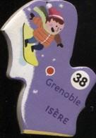 MAGNET GRENOBLE ISERE N° 38 - Magnets