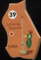 MAGNET LONS-LE SAUNIER JURA N° 39 - Magnets