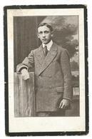 Doodsprentje Soldaat Brancardier Deurne + Fortem 1914 - Andachtsbilder