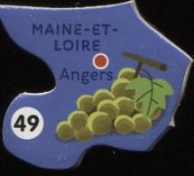MAGNET MAINE-ET-LOIRE ANGERS N° 49 - Magnets