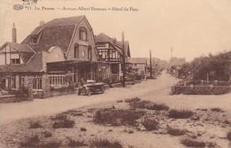 AK La Panne - Avenue Albert Dumont - Hôtel Du Parc - Ca. 1915 (48077) - De Panne