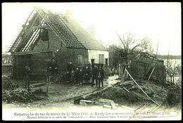 ANTWERPEN - ANVERS - Catastrophe Raz-de-marée 1906 - Ramp Der Overstroomingen- Non Circulé - Not Circulated - Nicht Gel. - Antwerpen