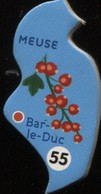 MAGNET MEUSE BAR-LE-DUC N° 55 - Magnets