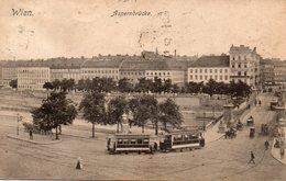 Wien - Aspernbrücke ( Tramway) - Vienne