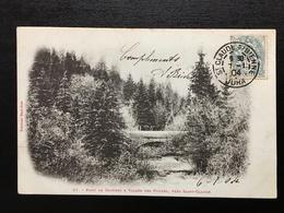39 Pont De DAYERES Et Vallée Des Foules Près SAINT CLAUDE -376 - Saint Claude