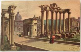 V 72425 - Roma - Foro Romano - Amaro Felsina Ramazzotti - Roma (Rome)