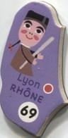 MAGNET LYON RHONE N° 69 - Magnets