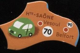 MAGNET HAUTES-SAONE VESOUL BELFORT N° 70 - Magnets