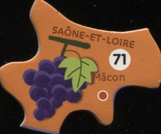 MAGNET SAONE-ET-LOIRE MACON N° 71 - Magnets