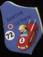 MAGNET SARTHE LE MANS N° 72 - Magnets