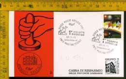 Repubblica Annullo Speciale Busto Arsizio - 1971-80: Marcophilia