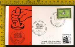 Repubblica Annullo Speciale Ravenna Lions - 1971-80: Marcophilie