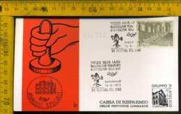 Repubblica Annullo Speciale NUS Aosta - 1971-80: Marcofilia