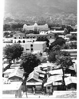 Photo Haiti Port Au Prince Et Le Palais Présidentiel Photo Vivant Univers - Places