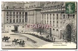 CPA Garde Republicaine Vue D&#39Interieur Caserne Des Celestins Militaria - France